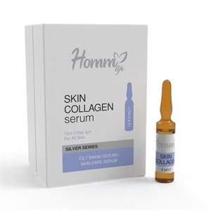 HOMM LİFE SKIN COLLAGEN CİLT BAKIM SERUMU 12*2 ml